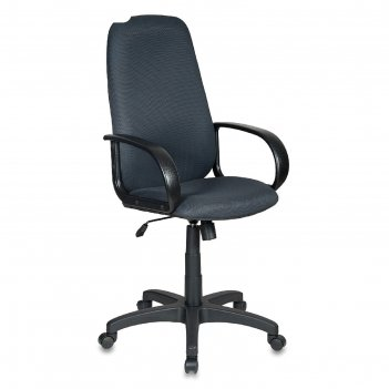 Кресло руководителя ch-808axsn/tw-12 серый