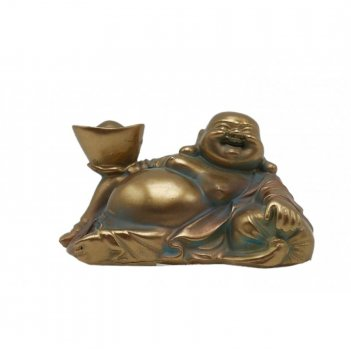 Фигурка декоративная будда, l8.5 w5 h5 см