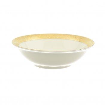 Салатник falkenporzellan crem gold 14см(1 шт)