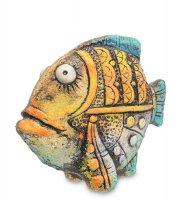 Kk-113 фигурка рыба теплые моря шамот