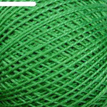 Нитки вязальные ирис 150м/25гр 100% мерсеризованный хлопок цвет 3906
