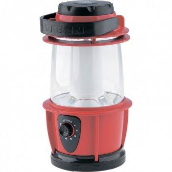Фонарик кемпинговый, светодиодный, с регулятором яркости, пластиковый корп