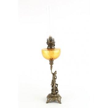 Керосиновая лампа  амазонка, 12х72 см