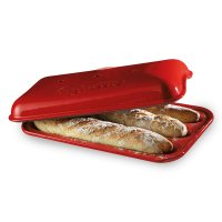 Набор для выпечки хлеба, материал: керамика, размер: 39 x 24 х 11 см, цвет