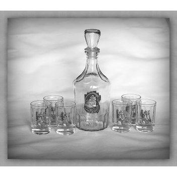Набор для водки 130 на шашлыки  арт. нгс130нша-16