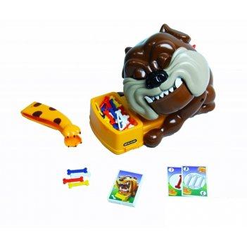 1toy игродром игра злая собака 27х15х22 см