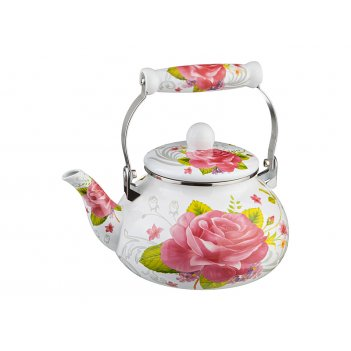 Чайник эмалированный, 2,5л