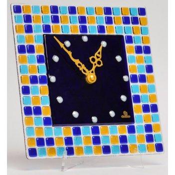 Часы  glass deco ns-m8