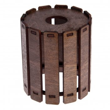 Плафон деревянный броня