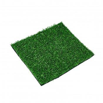 Искусственный газон, 15 мм, 2 x 2 м