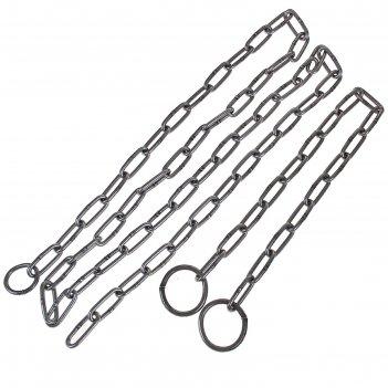 Цепь для стойлового содержания крс с подвижным ошейником, калибр 5х36 мм