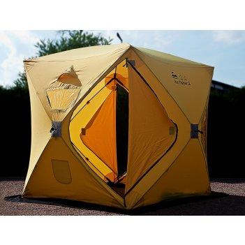 Зимняя кубическая палатка tramp ice fisher 2