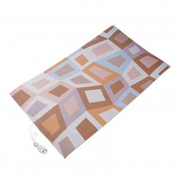 Влагозащищенный коврик с подогревом тепло крыма квлз-100, №1, 100 вт, 980х