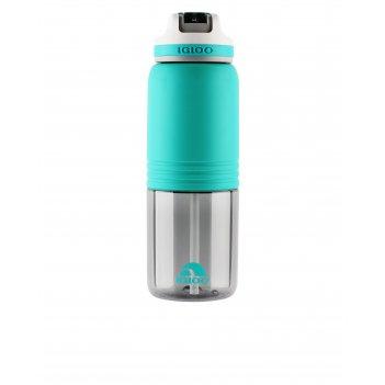Бутылка для воды и напитков 1.06 литра igloo swift 36 aqua