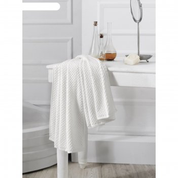 Полотенце dama, размер 70 x 140см, белый