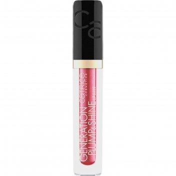 Блеск для губ catrice generation plump   shine lip gloss, оттенок 110 shin