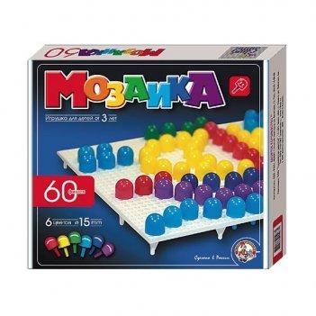 Мозаика десятое королевство 00963 6 цветов 60 эл. 1 поле