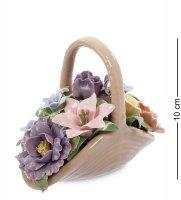 Cms-33/37 корзина весенние цветы (pavone)