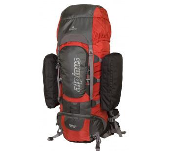 Туристический рюкзак alpinus buran 60 lady, 60л