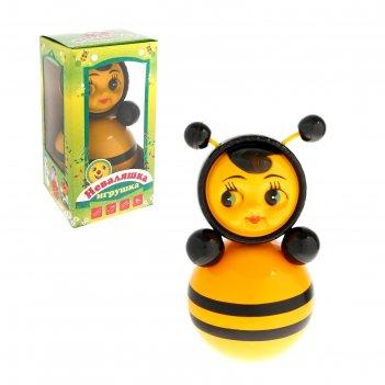 Неваляшка пчелка в художественной упаковке