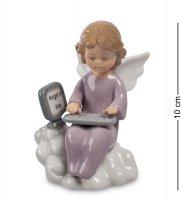 Cms-11/ 8 фигурка ангелочек (pavone)