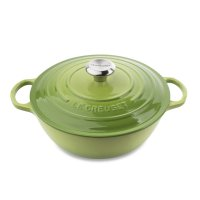 Казан la marmite, объем: 4 л, диаметр: 26 см, материал: чугун, цвет: зелен