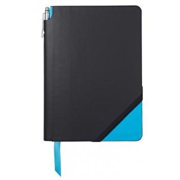 Записная книжка cross jot zone, средняя, 160 страниц в линейку, ручка в ко