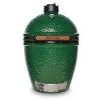 Гриль - коптильня m, диаметр: 38 см, материал: керамика, цвет: зеленый, bi