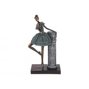 Статуэтка балерина 17*12*32.5см. коллекция ар-н...