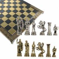 Шахматы сувенирные  античный рим