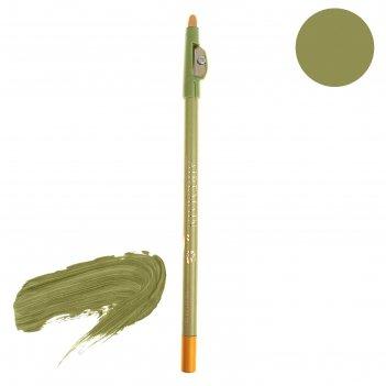 Карандаш aireman, с точилкой, светло-зеленый № 47