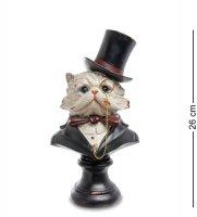 Ns- 52 статуэтка-бюст кот чарли