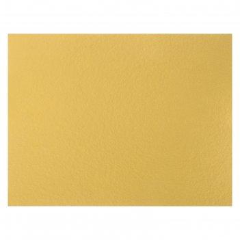 Картон фольгированный для детского творчества а4 297*210/0.8 520 г/м2 золо