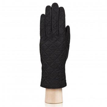 Перчатки женские, размер 8, цвет чёрный