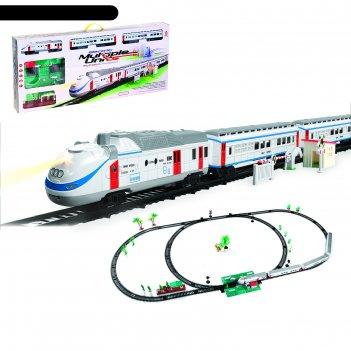 Железная дорога городской электропоезд