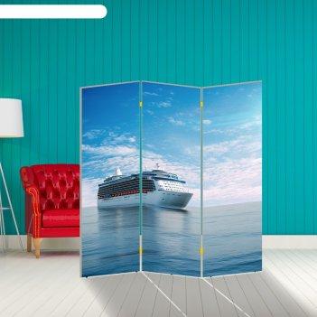 Ширма бамбук. декор 11 150 x 160 см