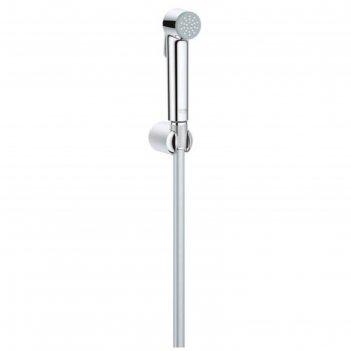 Гигиенический душ grohe tempesta-f, с держателем, душевой шланг silverflex