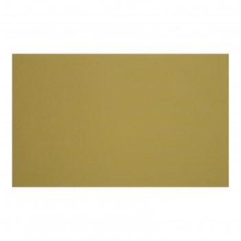 Подложка усиленная 40 х 60 см, золото-жемчуг, 1,5 мм