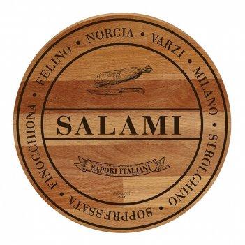 Bisetti доска сервировочная salami