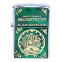 Зажигалка бензиновая башкортостан. герб