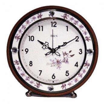 Настольные часы b&s 2103 p