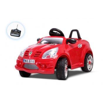 Детский электромобиль joy automatic b18 mercedes с радиоуправлением