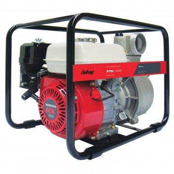 Мотопомпа fubag pth 1000, бенз., d=80 мм, для чистой  воды, 1000 л/мин, 8/