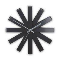 Часы настенные ribbon, материал: нержавеющая сталь, размер: 30,5 х 30,5 х