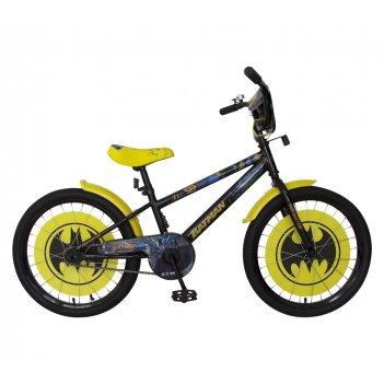 Детский велосипед, navigator batman, колеса 20, стальная рама, стальные об