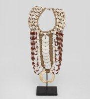 27-009 ожерелье аборигена (папуа)