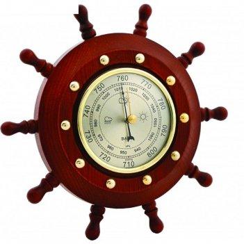 Штурвал сувенирный барометр с5