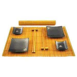 Набор для суши классический черный