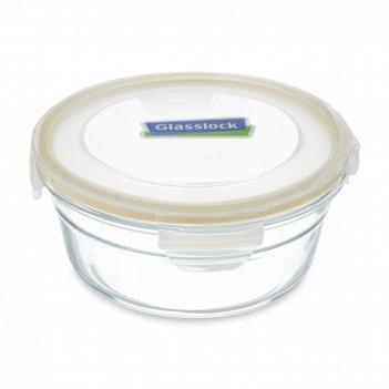 Контейнер стеклянный, объем: 1,48 л, материал: стекло, glasslock, корея, к