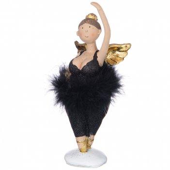 Фигуркаангел-балерина 8*6,5*20 см